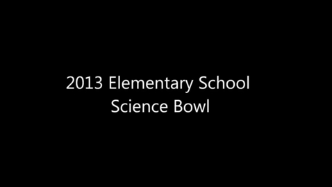 Thumbnail for entry RUSD Science Bowl