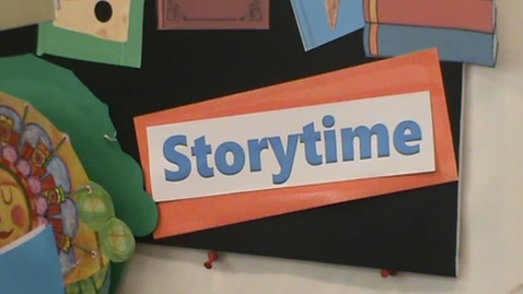 Thumbnail for entry Yummytime Storytime: Mrs. MacLean