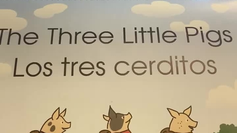 Thumbnail for entry Mrs.Celia leyendo los 3 Cerditos 🐷