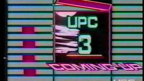 Thumbnail for entry UPC TV 3-12-1993 Live Show
