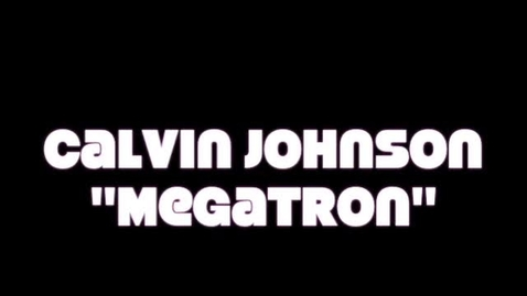 Thumbnail for entry MEGATRON