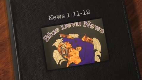 Thumbnail for entry 1-11-12 News