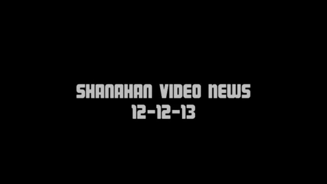 Thumbnail for entry Video News 12-12-13
