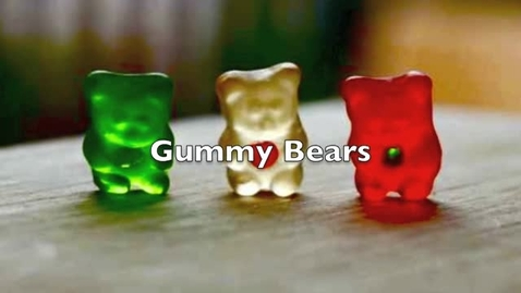 Thumbnail for entry Gummy Bear Chemistry Project