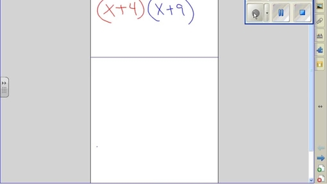 Thumbnail for entry Binomial times a binomial example 2