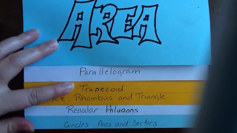 Thumbnail for entry Area of Trapezoid