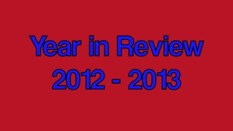Thumbnail for entry 2012-2013 NHS Year In Review