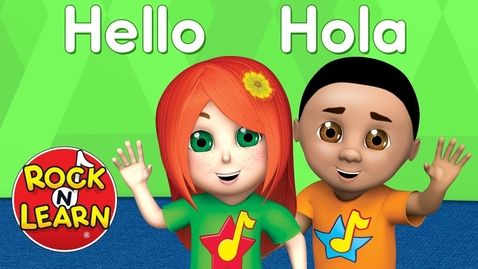 Thumbnail for entry Learn Spanish for Kids - Numbers, Colors & More