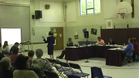 Thumbnail for entry BOE Meeting, 5/19/14 - Part 3