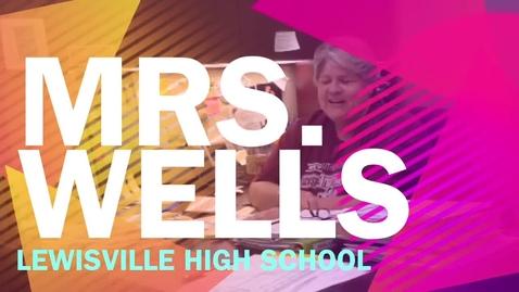 """Thumbnail for entry Retiring Teachers of LHS: Episode 2: """"Mrs Wells"""""""