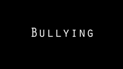 Thumbnail for entry PSA Anti-Bullying Amelia Kenney
