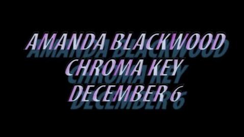 Thumbnail for entry Chroma Key