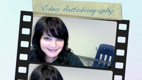 Thumbnail for entry Alek's Video Autobiography