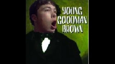Thumbnail for entry Young Goodman Brown Revised (parody)