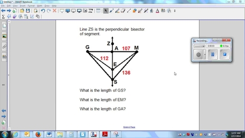 Thumbnail for entry Perpendicular bisectors (part 2) (W5_L2)-Q3
