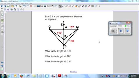 Thumbnail for entry Perpendicular bisectors (part 2) (W5_L2)-Q3