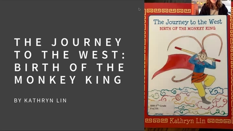 Thumbnail for entry Birth of the Monkey King (Read Aloud)