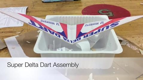 Thumbnail for entry Super Delta Dart Assembly