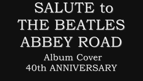 Thumbnail for entry Abbey Road Anniversary