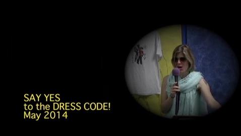 Thumbnail for entry Gunston Middle School Dress Code 2014