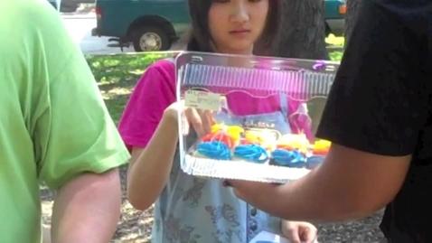 Thumbnail for entry TKAM Festival Cupcakes