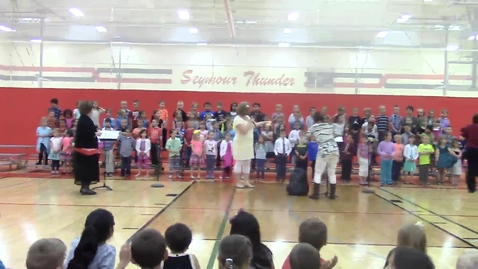 Thumbnail for entry Rock Ledge Primary School's Spring Music Concert May 2016 – part 1