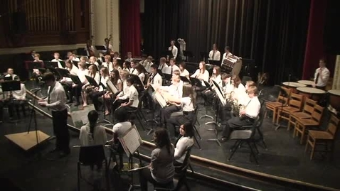 Thumbnail for entry Grade 10 Band - Scona Christmas Concert
