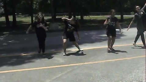 Thumbnail for entry Site Specific Dances 5th Period 5-12-15 Group HC AC PG EM