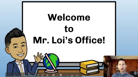 Thumbnail for entry Principal Loi's Message to Students: April 6, 2020