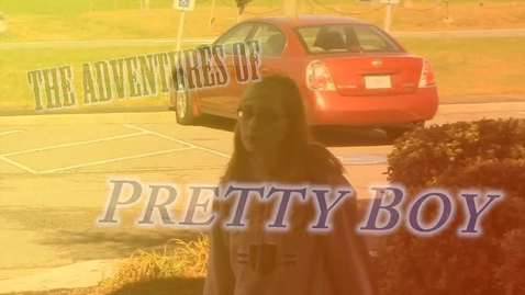 Thumbnail for entry The Adventures of Prettyboy