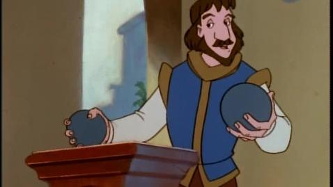Thumbnail for entry Animated Hero Classics -  Galileo