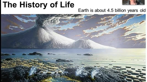 Thumbnail for entry History of Life-Part 1