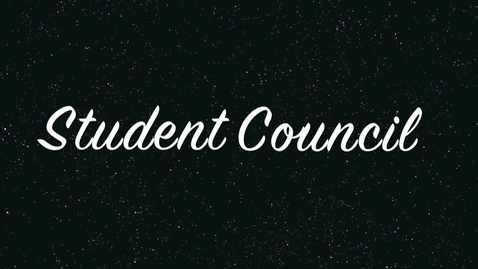 Thumbnail for entry StuCo Dinner theater