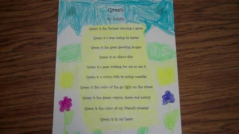 Thumbnail for entry Kristin December Poem
