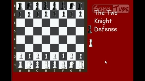 Thumbnail for entry The Two Knight Defense Intermediate Lesson 6