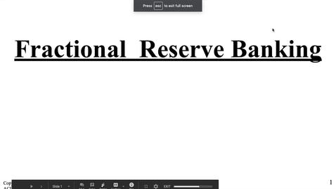 Thumbnail for entry Bank Balance 1