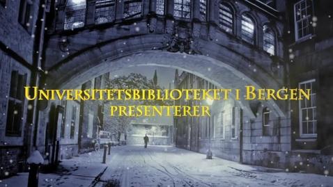 Thumbnail for entry Et Plagieringseventyr