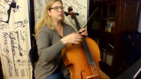 Thumbnail for entry Bohemian Stomp for Cello