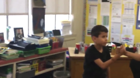 Thumbnail for entry Mannequin Challenge Lincoln School Room 13
