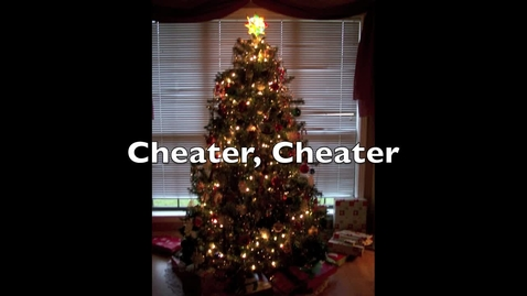 Thumbnail for entry Cheater Cheater