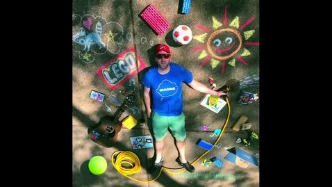 Thumbnail for entry Daniel Boone Art - Photography Portrait