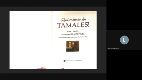 Thumbnail for entry ¡Qué montón de TAMALES!