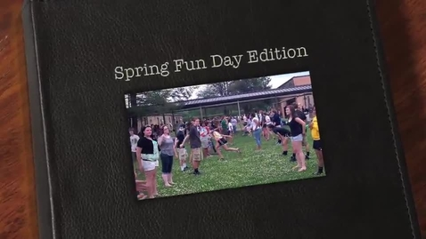 Thumbnail for entry Spring Fun Day 2013 Special Edition