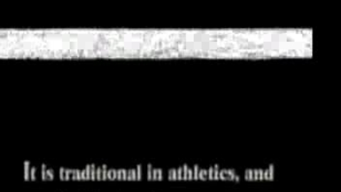 Thumbnail for entry Athletic Informed Consent