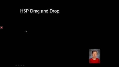 Thumbnail for entry Drag & Drop - Natalie Vanseveren