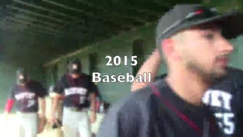 Thumbnail for entry Harvey Baseball Highlight 2015