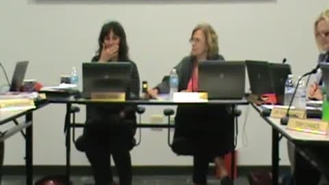 Thumbnail for entry 9/12/13 School Board Meeting