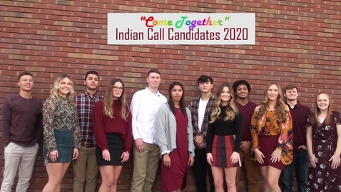 Thumbnail for entry 2020 Hays High School Indian Call Royalty Video