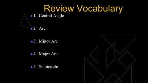 Thumbnail for entry Module 12 Lesson 3