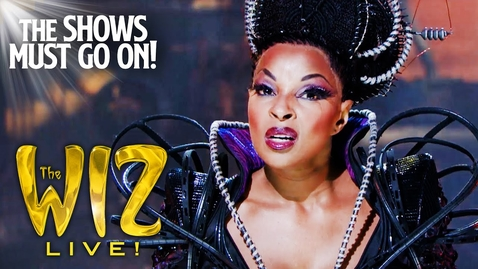 Thumbnail for entry 'Don't Nobody Bring Me No Bad News' Mary J. Blige | The Wiz Live!